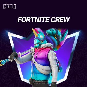 خرید اشتراک Fortnite Crew