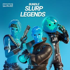 خرید باندل Slurp Legends