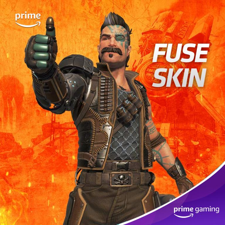 خرید اسکین Fuse بازی Apex Legends