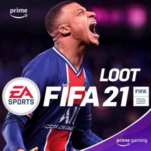 خرید لوت بازی FIFA 21