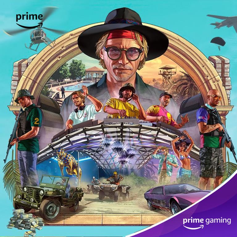 خرید لوت بازی GTA Online