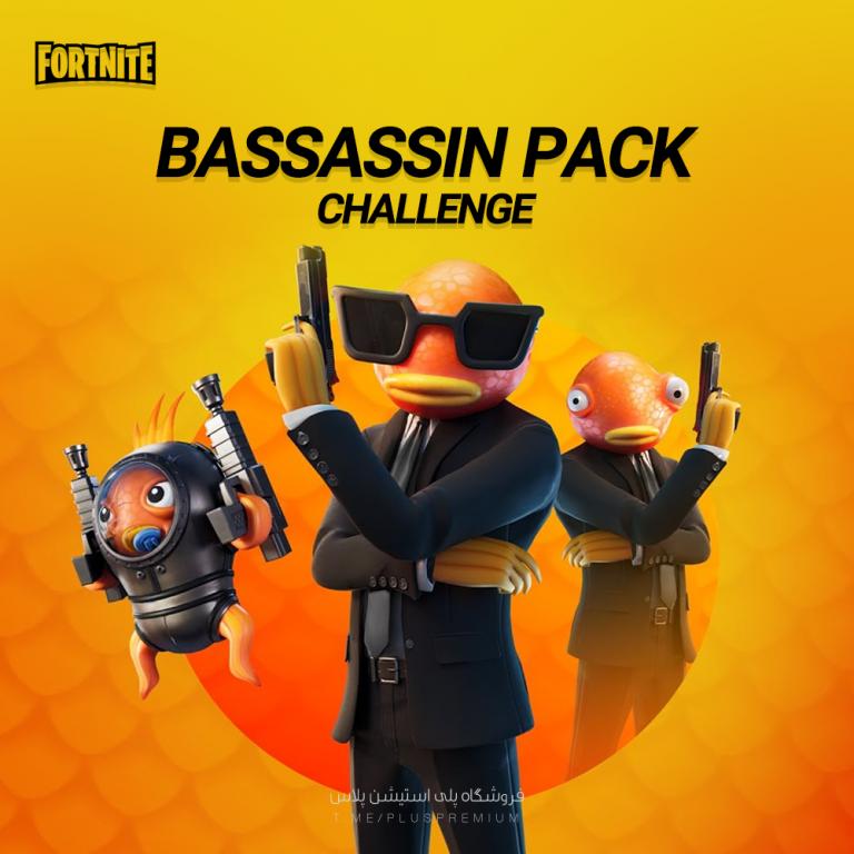 خرید پک Bassasin Pack
