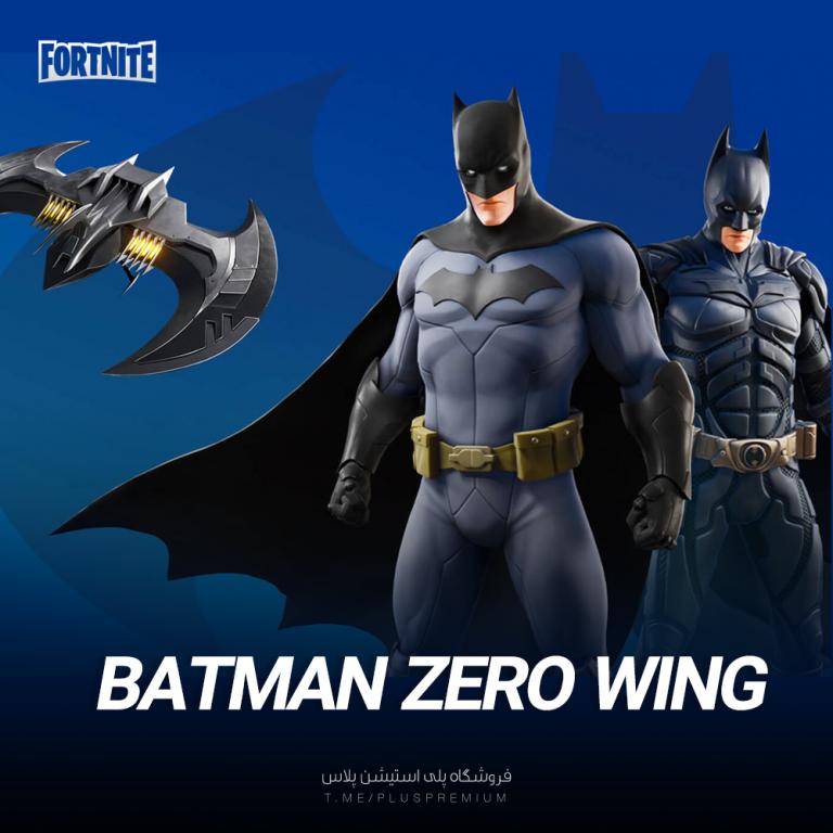 خرید کد Batman Zero Wing
