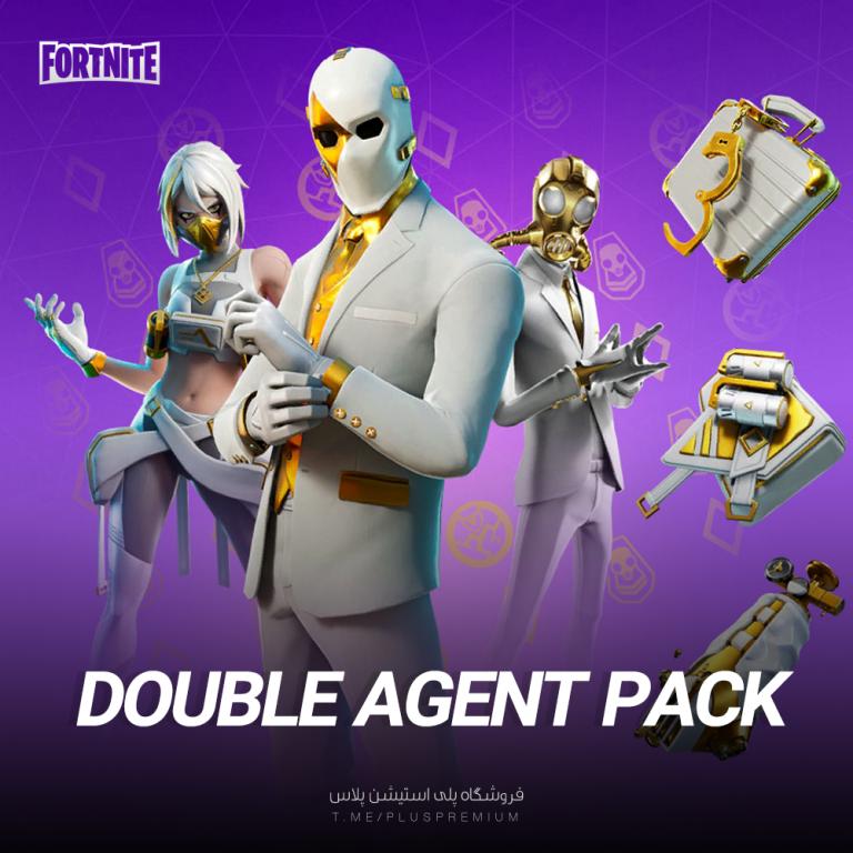 خرید پک دابل ایجنت Double Agent Pack