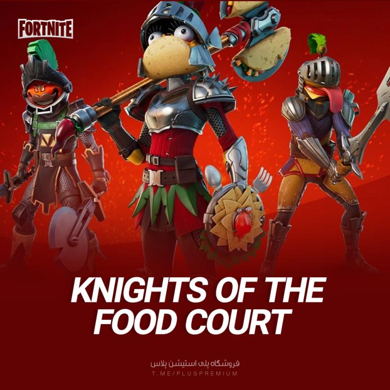 خرید پک Knights of the Food Court