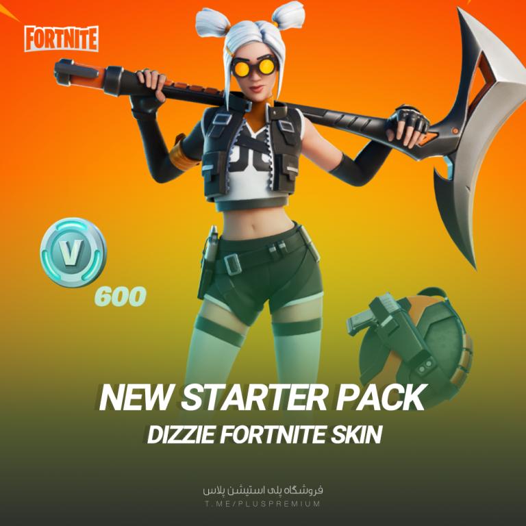 خرید استارترپک Dizzie Starter Pack