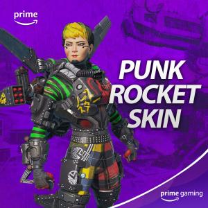 خرید اسکین Punk Rocket برای Apex