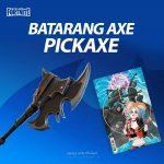 Batarang Axe Pickaxe