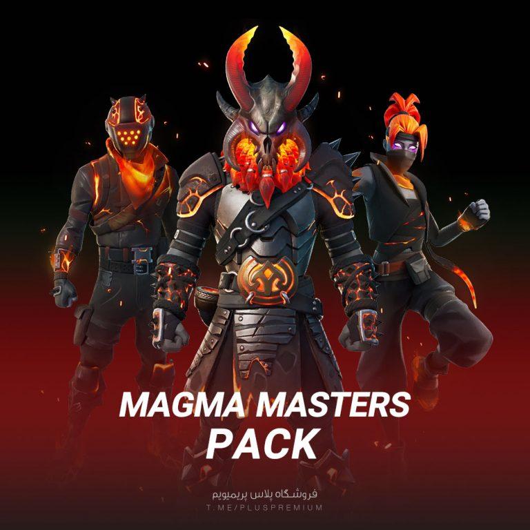 خرید پک مگا مستر – Magma Master