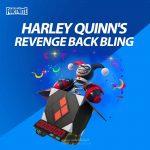 Harley Quinn's Revenge Back Bling