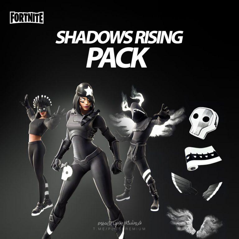خرید پک جدید Shadows Rising