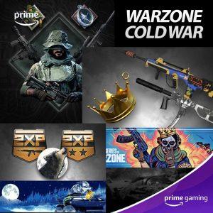 خرید لوت Warzone و Cold War